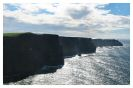 Miniature : Carte postale des falaises (Cliffs of Moher) en Irlande.