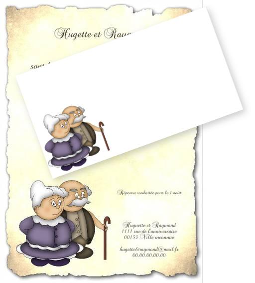 carte invitation anniversaire de mariage gratuit xr31 montrealeast. Black Bedroom Furniture Sets. Home Design Ideas