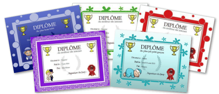 Faux diplôme personnalisé | Amikado